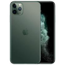 "Apple iPhone 11 Pro Max A2161 256GB Super Retina Oled 6.5"" Tripla 12MP/12MP Midnight Green"