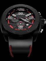 Lapizta Oryx 48MM Black Case/Black Bezel/Black
