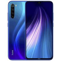 "Celular Xiaomi Note 8 64GB Global 6.3"" 4 Ram Blue/Azul"