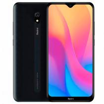 "Smartphone Xiaomi Redmi 8A Dual Sim 32GB de 6.22"" 12MP/8MP Os 9.0 - Midnight Black"
