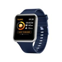 "Smartwatch Quanta QTRIS4 Series 4 1,3"" com Bluetooth 155MAH - Azul"